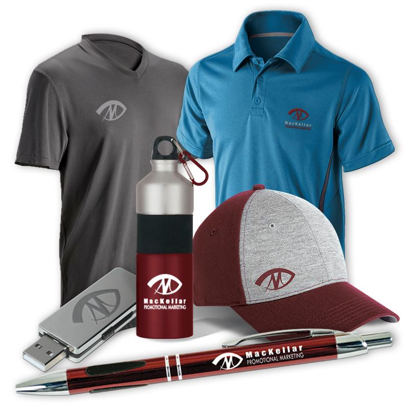 Business Promotional Apparel Troy MI - MacKellar Associates - products--branding